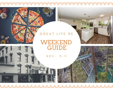 Weekend To Do List, November 9-11