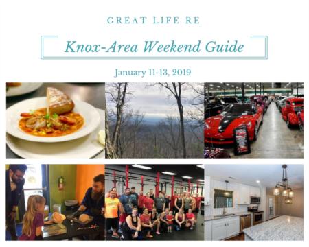 Weekend To Do List, January 11-13, 2019
