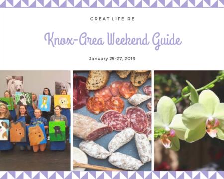 Weekend To Do List, January 25-27, 2019