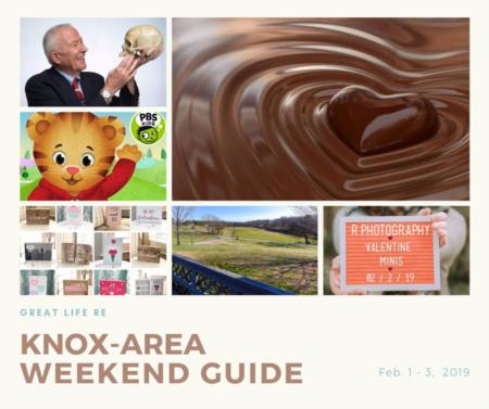 Weekend To Do List, February 1-3, 2019