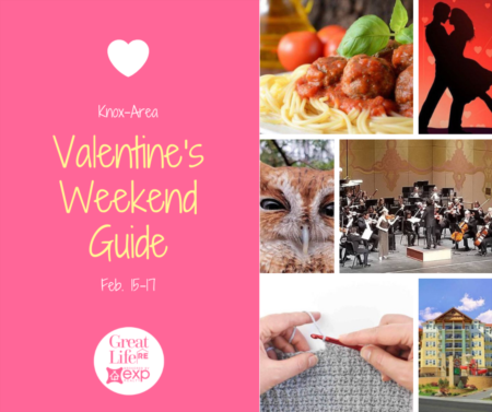 Weekend To Do List, February 15-17, 2019