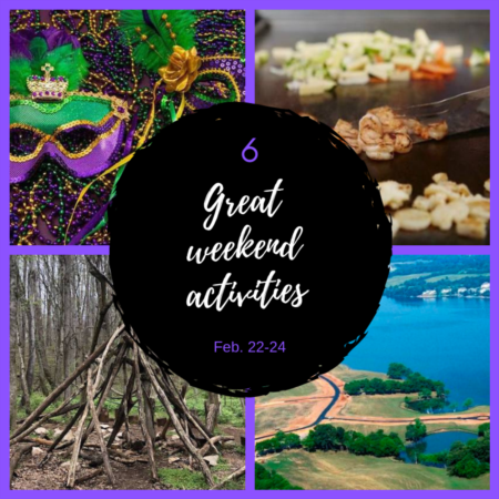 Weekend To Do List, February 22-24, 2019