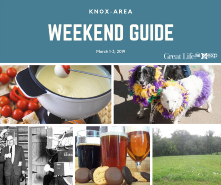 Weekend To Do List, March 1-3, 2019