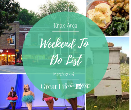 Weekend To Do List, March 22-24, 2019