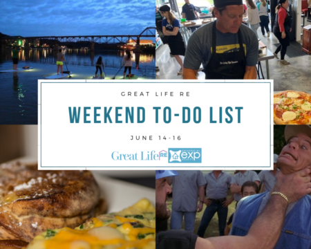 Weekend To Do List, June 14-16, 2019