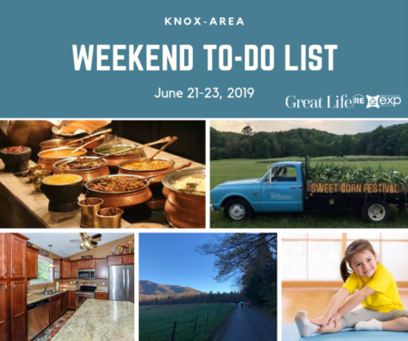 Weekend To Do List, June 21-23, 2019