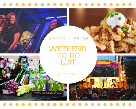 Weekend To Do List, July 12-14, 2019