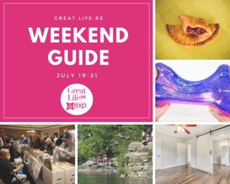 Weekend To Do List, July 19-21, 2019