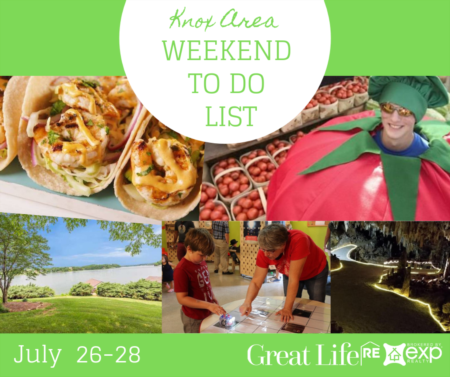 Weekend To Do List, July 26-28, 2019