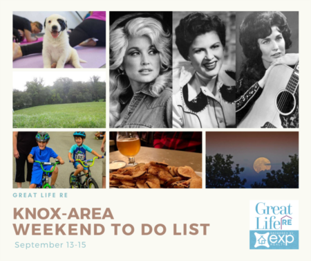 Weekend To Do List, September 13-15, 2019