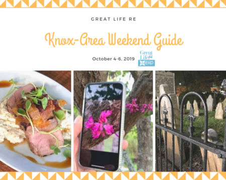 Weekend To Do List, October 4-6, 2019