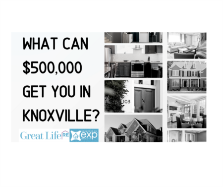 What Can $500,000 Get You In Knoxville?