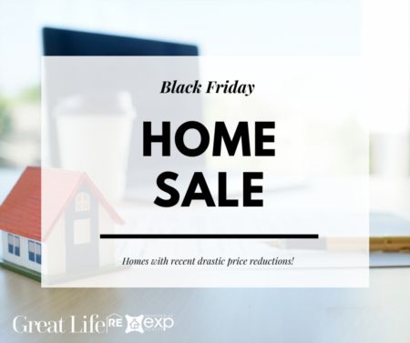Black Friday Home Search - Drastic Price Reductions!!!!