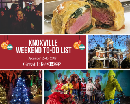 Weekend To Do List, December 13-15, 2019
