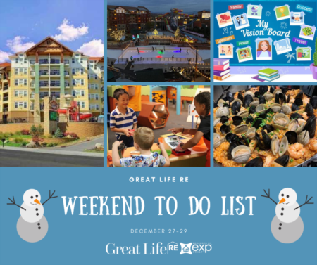 Weekend To Do List, December 27-29, 2019
