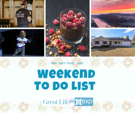 Weekend To Do List, January 3-5, 2020
