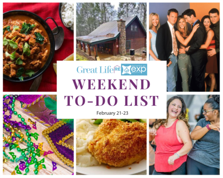 Weekend To Do List, February 21-23, 2020