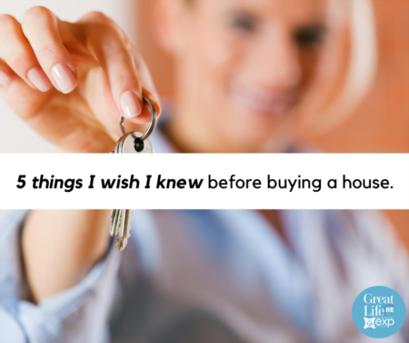 5 Things You Will Want To Know Before Buying A Home