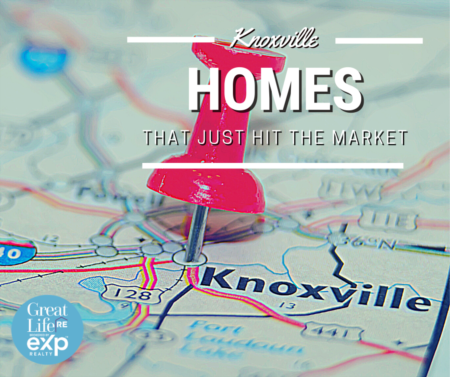 Knoxville Homes That Just Hit The Market