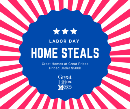 Labor Day Home Steals