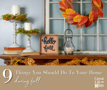 9 Things You Should Do To Your Home During Fall