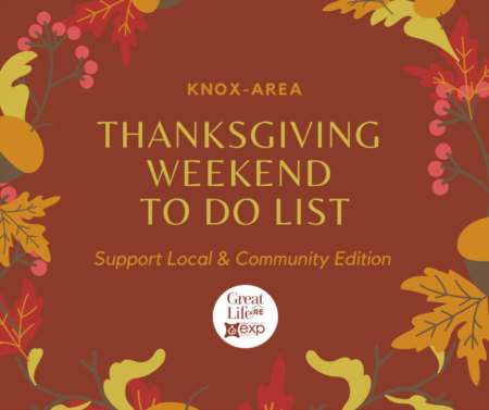 Thanksgiving 2020 Weekend To Do List