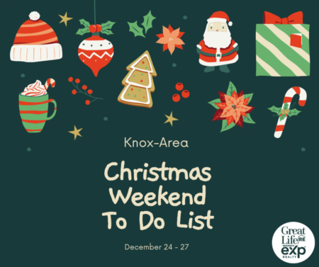 Christmas 2020 Weekend To Do List