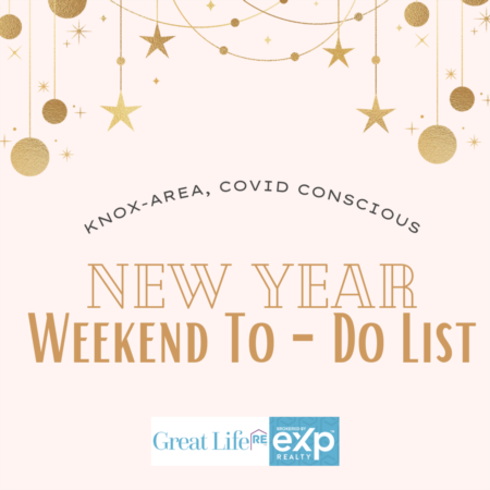 New Years Weekend To Do List 2021