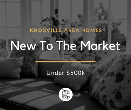 Knox-Area Homes Under $500k that JUST Hit The Market