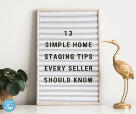 13 Simple Home Staging Tips Every Seller Should Know