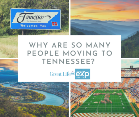 Why Are So Many People Moving To Tennessee?!