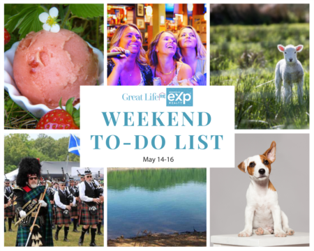 Knox Area Weekend To Do List, May 14-16, 2021