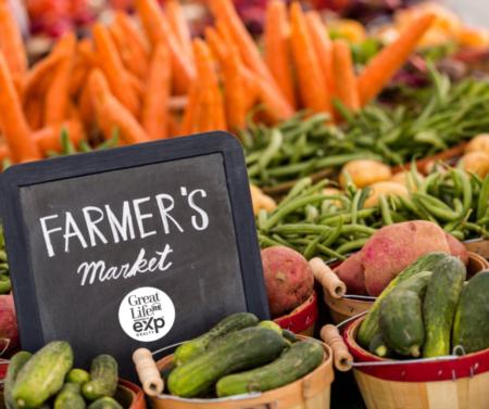 2021 Knox-Area Farmers' Markets