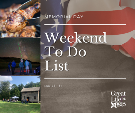 Knox Area Weekend To Do List, May 28-30, 2021