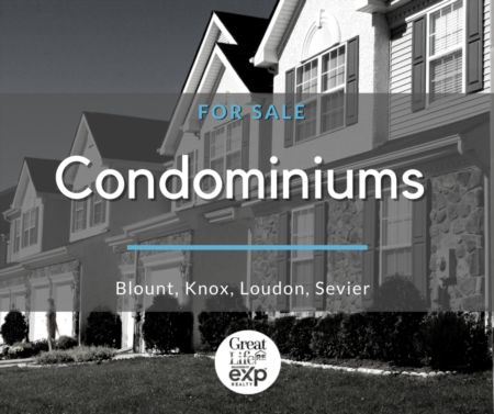 Blount, Knox, Loudon, & Sevier County Condos For Sale