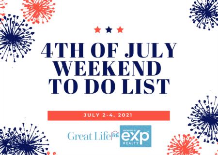 Knox Area Weekend To Do List, July 2-4, 2021