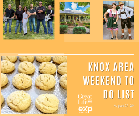 Knox Area Weekend To Do List, August 27-29, 2021