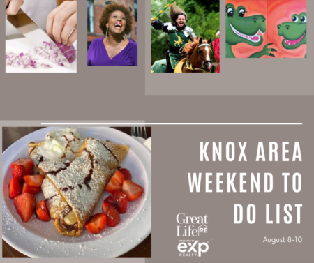 Knox Area Weekend To Do List, October 8-10, 2021