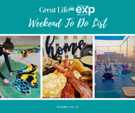 Knox Area Weekend To Do List, October 15-17, 2021