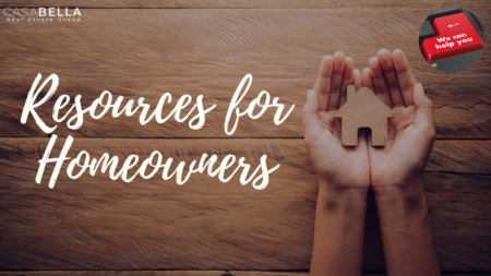Covid 19: Resources for Homeowners