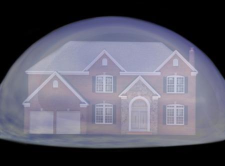 Burbuja de bienes raíces?... Los expertos dicen...