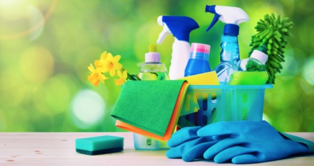 House Cleaning Summer Checklist - 7 items you must not miss!