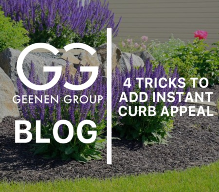 4 Landscaping Tips And Tricks For Adding Curb Appeal