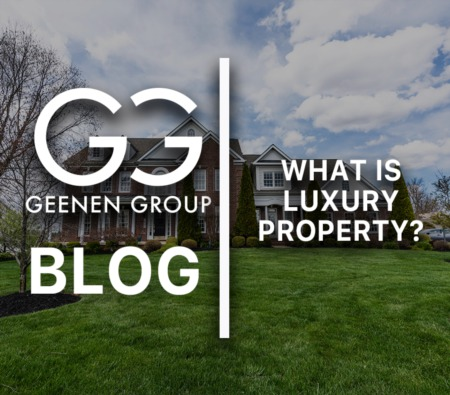 The Pursuit of Luxury Property