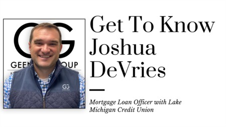 Get to Know Joshua DeVries