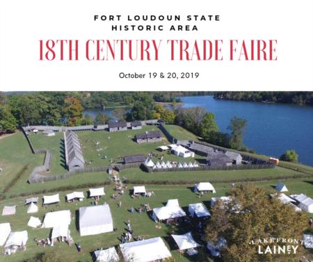 18th Century Trade Faire