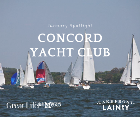 *January Spotlight* Concord Yacht Club