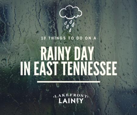 10 Things To Do on a Rainy Day in East Tennessee