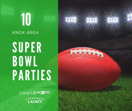10 Knox-Area Super Bowl Parties