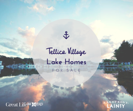 Tellico Village Lake Homes For Sale